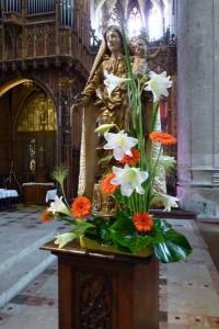 mardi 25 juin 2013 Vitraux 500e anniversaire Nd Auch
