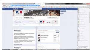 Capture facebook prefecture Tarn  7 nov 2013