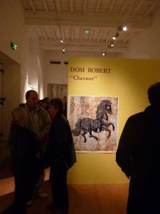 Soreze 16 nov 2013 Dom Robert chevaux 018