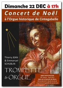 38e Concert Orgue Cintegabelle 22.12.2013.m