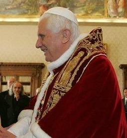 Benoît XVI sep 2007