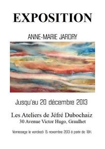 expo AM JARDRY  Jefre DUBOCHAIZ