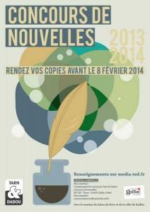 AFFICHE2013concnvellesT&Drappel8fev2014
