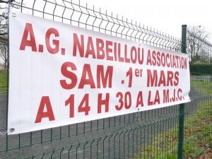 AG Nabeillou samedi 1er mars 2014 MJC Graulhet