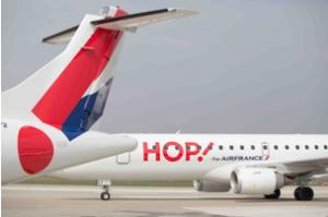 avion HOP