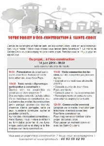 eco village Ste Croix 14 juin 2014 2
