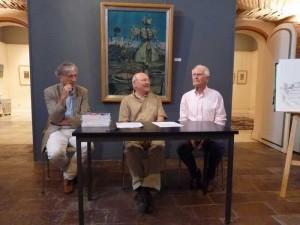 expo Gaillac Will de Bie et Lucien Coutaud 25 juin 2014 002