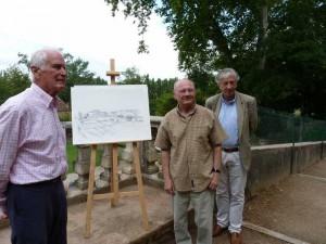 expo Gaillac Will de Bie et Lucien Coutaud 25 juin 2014 008