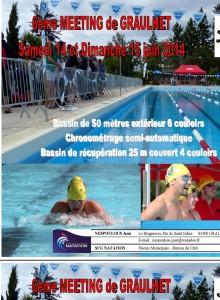 gala natation 14 et 15 juin 2014