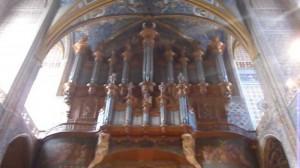 Albi messe Pere René-Luc 1 sept 2012 orgue ste Cecile