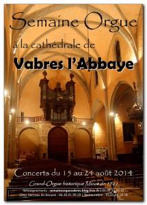 Semaine Orgue cathedrale de Vabres l Abbaye 15-24.08.2014.m