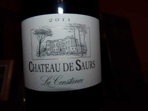 Chateau de Saurs primeur 2013 003