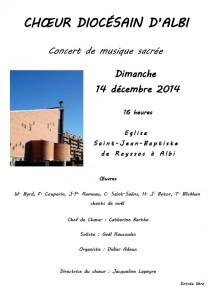 affiche concert rayssac 14 dec 2014