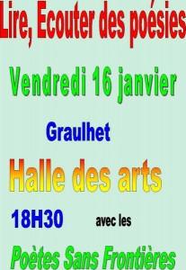 affiche poesie sans frontieres 16 janv 2015