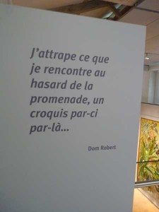 Dom Robert musee Soreze 11 avril 2015 050
