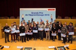 Toulouse : Grand Prix de l'Apprentissage 2015
