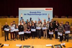Toulouse : Grand Prix de l'Apprentissage 2015