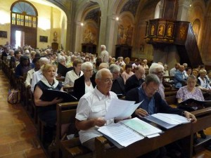 Choeur diocesain Realmont 7 juin 2015 013