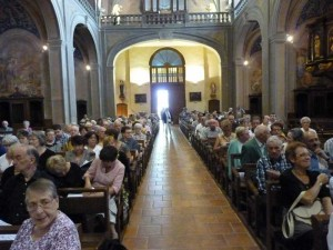 Choeur diocesain Realmont 7 juin 2015 015