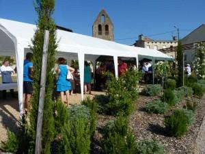 Inauguration Graulhet jardin St Jean 4 juin 2015 006