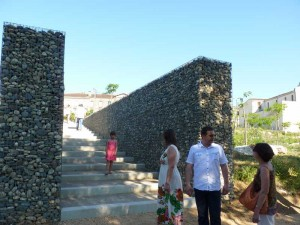 Inauguration Graulhet jardin St Jean 4 juin 2015 013