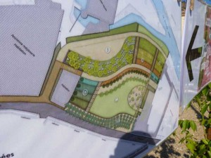 Inauguration Graulhet jardin St Jean 4 juin 2015 020