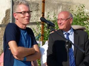 Inauguration Graulhet jardin St Jean 4 juin 2015 027