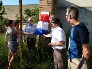 Inauguration Graulhet jardin St Jean 4 juin 2015 039