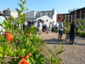 Inauguration Graulhet jardin St Jean 4 juin 2015 065