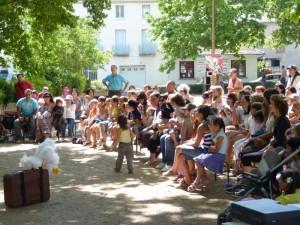 Rues d'été Agnes Buffet public sam 16 juil 2011 029