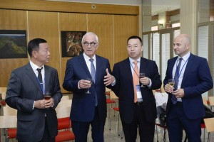 Sommet Economique Franco Chinois