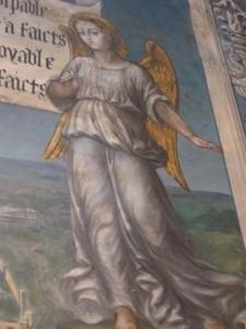 ange cathédrale Albi nov 2011