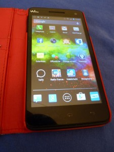 smartphone Wiko 19 aout 2015