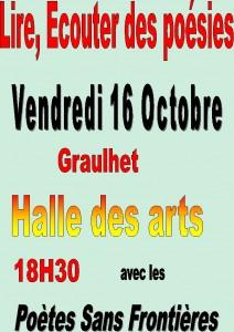poetes sans frontieres 16 oct 2015