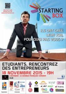 Affiche18 11 2015 starting box
