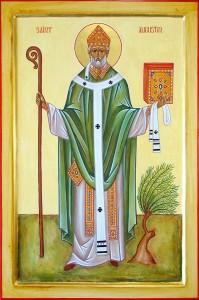 icone st augustin moines de Tibherine 4 mai 2013