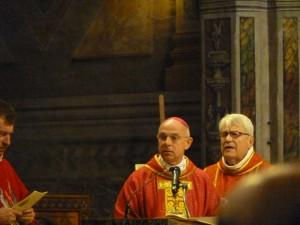 Albi 15 nov 2015 messe fete Ste Cecile avec mgr Legrez et Brugues (5)