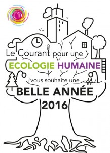 Voeux Ecologie humaine 2016