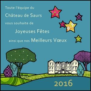 voeux chateau de saurs 2016