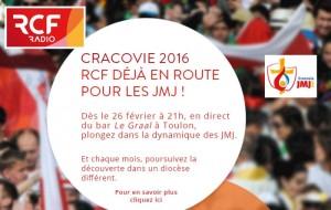 RCF En route pour les JMJ Cracovie 2016