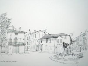 7. Gaillac, Boulevard Gametta