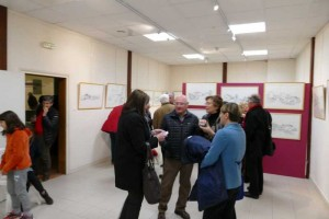 Gaillac vernissage Will de Bie 11 mars 2016 (23)