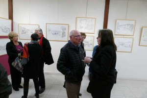 Gaillac vernissage Will de Bie 11 mars 2016 (26)
