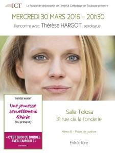 theresehargot une jeunesse sexuellemnt liberee Tlse 30 mars 2016