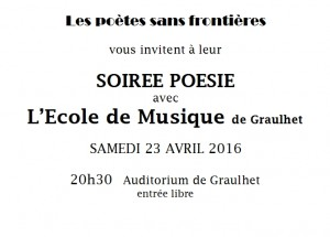 PSF 23 avril 2016