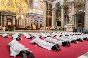 ordin pretres Vatican 17 avril 2016