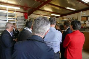 Carole Delga visite Infaco 29 avr 2016 (2)