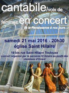 concert soutien chretiens d orient 21 mai 2016