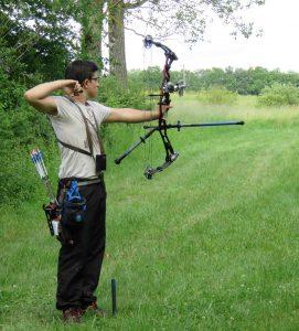 Archers Dadou aout 2016 Antonin 2