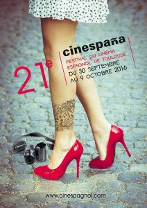 affiche-21e-cinespana-toulouse-30-sep-9-oct-2016